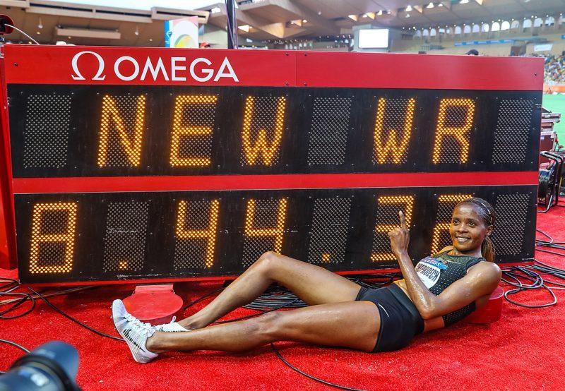 World record-holder Beatrice Chepkoech: 'I can run faster'
