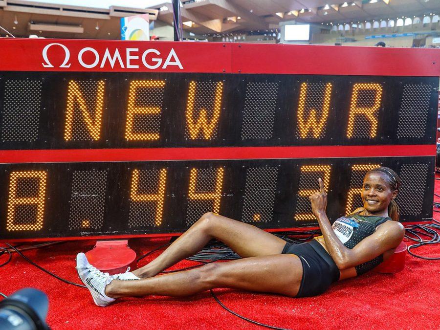 World record-holder Beatrice Chepkoech: 'I can run faster' – AthleticsAfrica