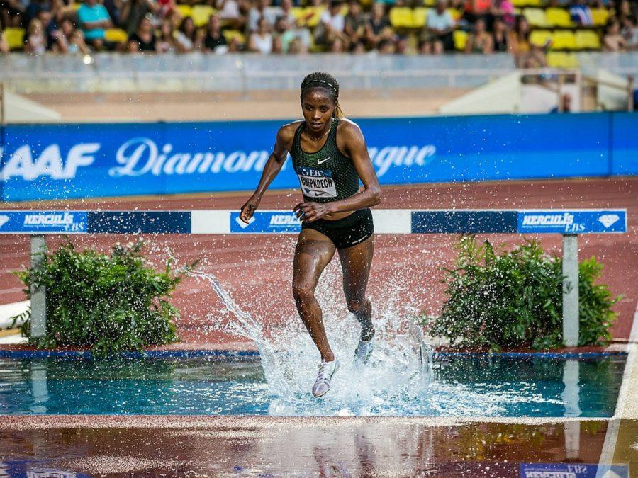 Chepkoech breaks Steeplechase World record in Monaco – AthleticsAfrica