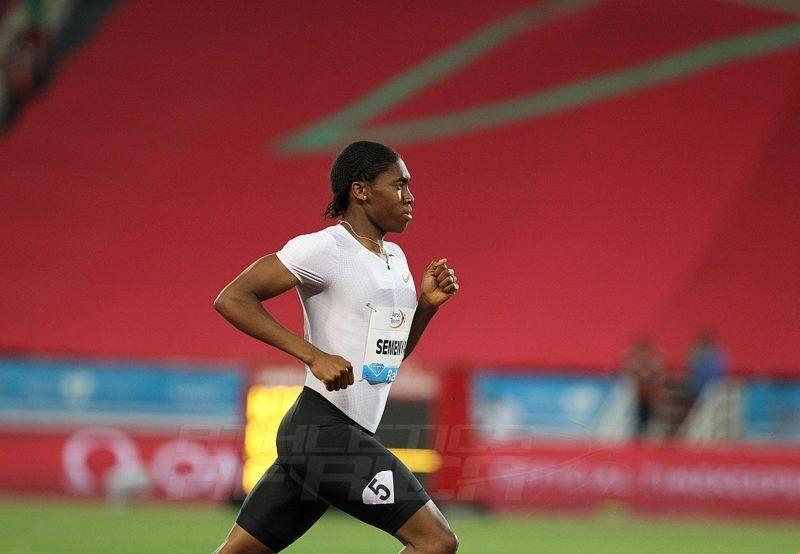 Caster Semenya breaks South African record in Rabat - AthleticsAfrica
