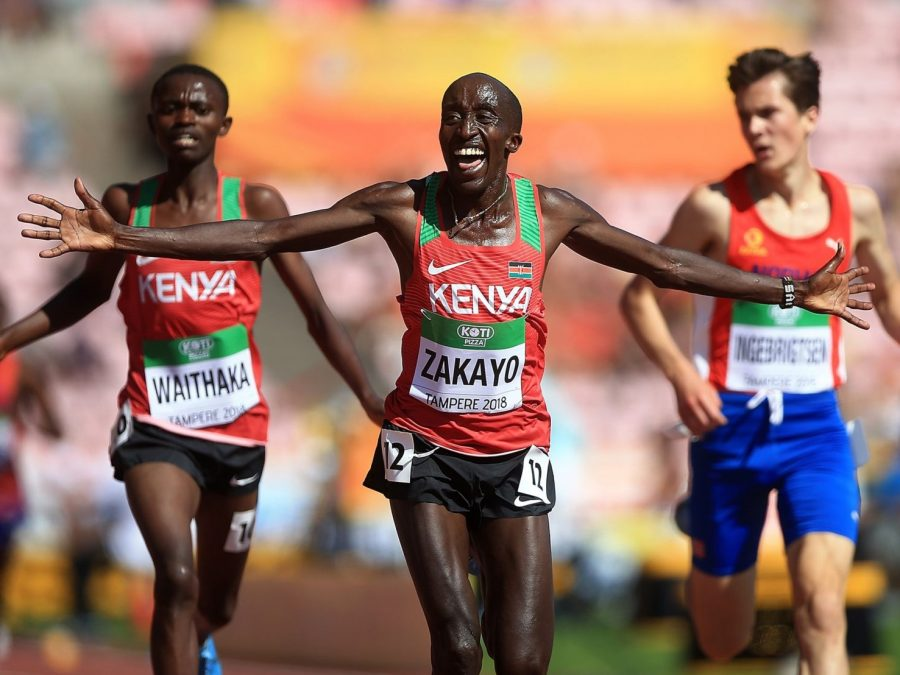 Tampere 2018: Zakayo wins thrilling men's 5000m gold – AthleticsAfrica