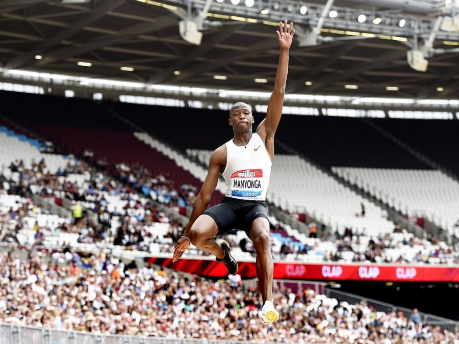 Manyonga soars to 8.58m, Shange breaks SA record in London – AthleticsAfrica