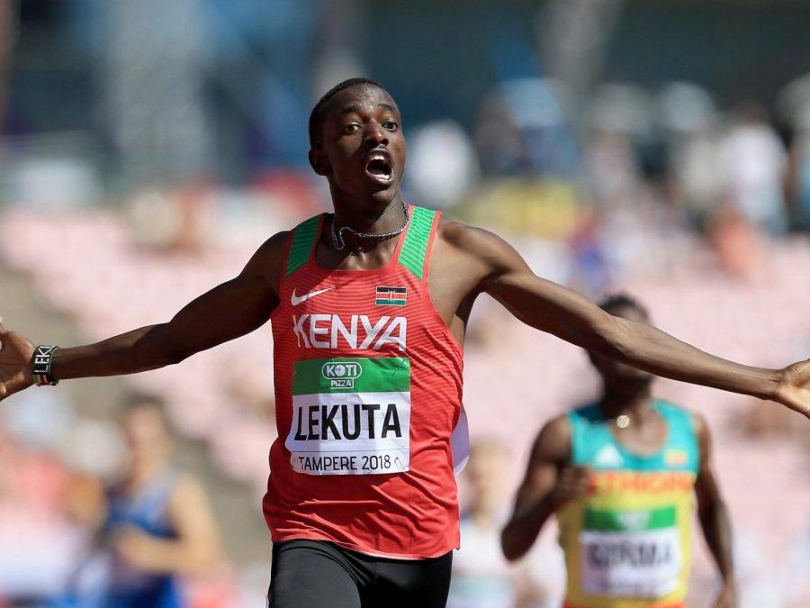 Tampere 2018: Lekuta maintains Kenyan hold on 800m – AthleticsAfrica
