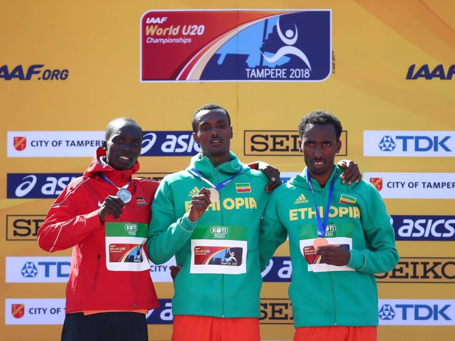 In Pictures: African athletes at Tampere 2018 IAAF U20 Championships –...