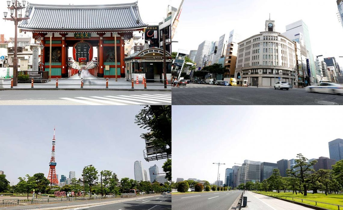 Tokyo 2020 Marathon and Race Walking Courses to Take In Iconic Tokyo Landmarks / Photo credit: Tokyo 2020 LOC