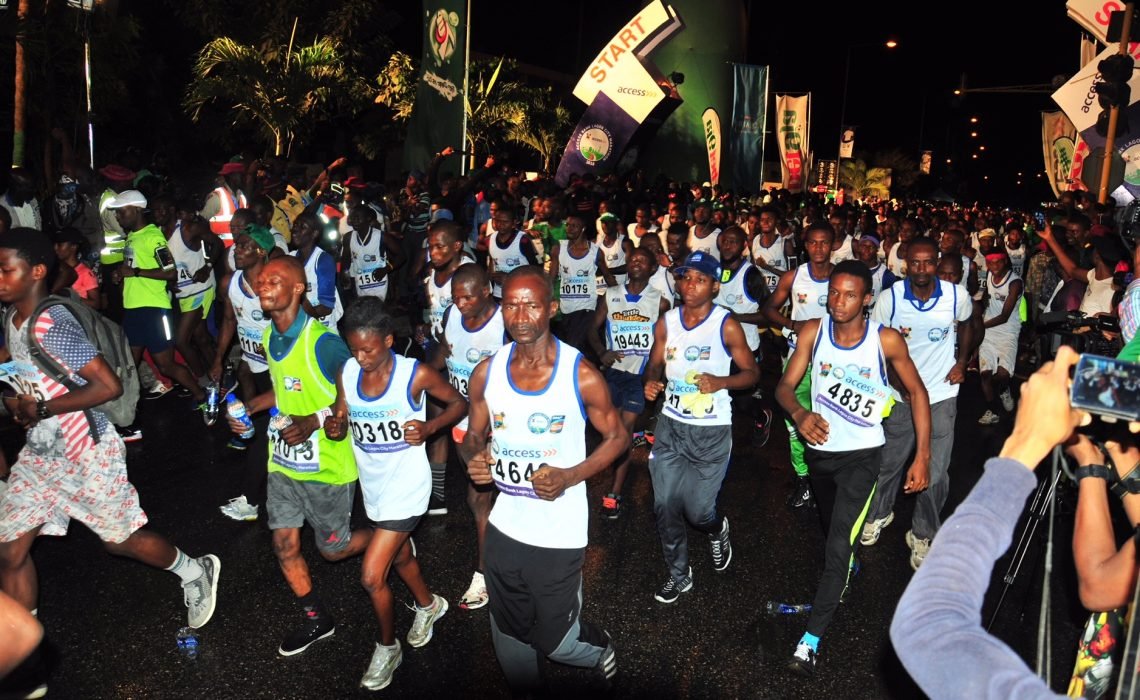 Access Bank Lagos City Marathon: Registration Begins Monday, Sept. 3