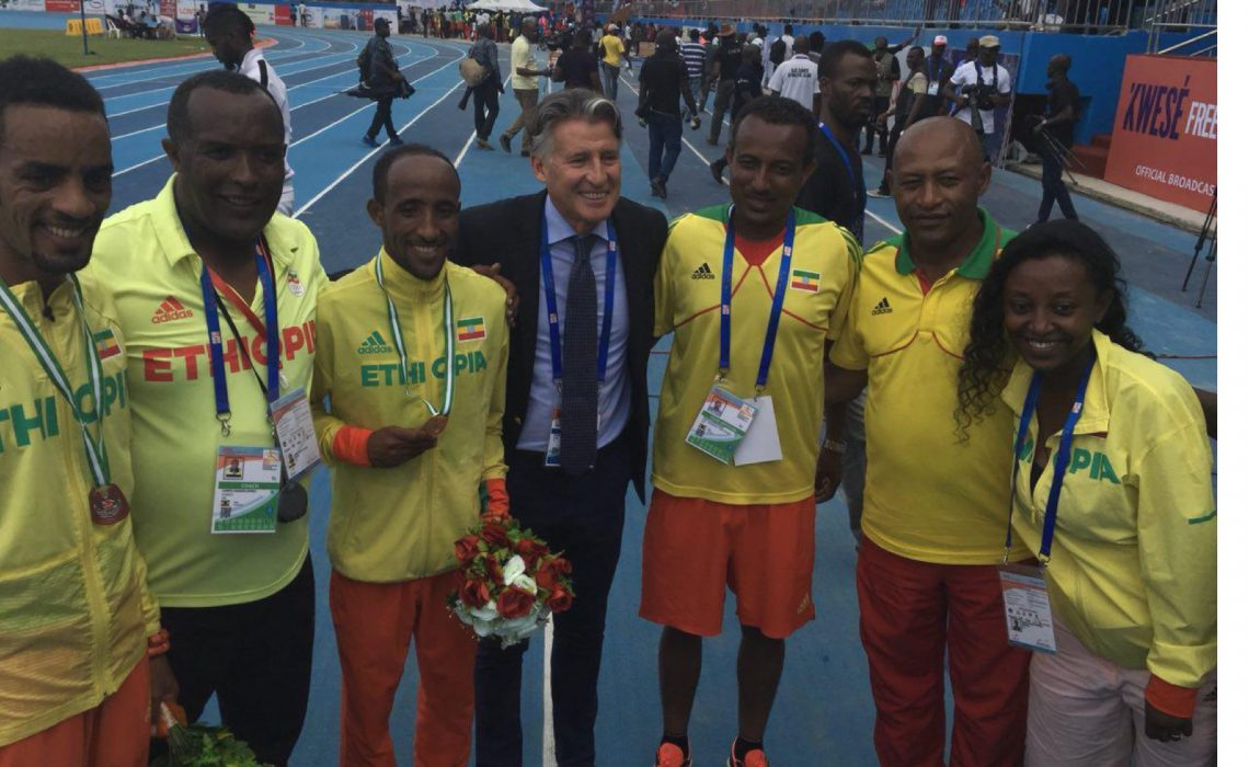 In Pictures: Asaba 2018 African Championships