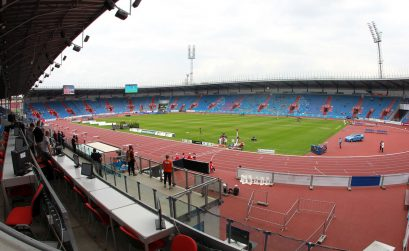 IAAF Ostrava 2018 stadium / Photo: LOC