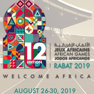 Follow our coverage of the 12th African Games Rabat 2019