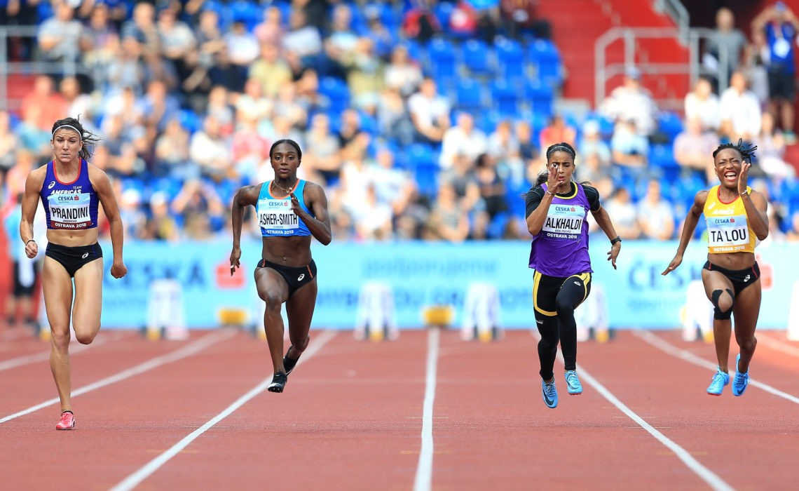 In Pictures: IAAF Continental Cup - Ostrava 2018