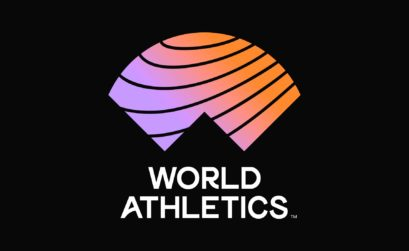 The World Athletics logo