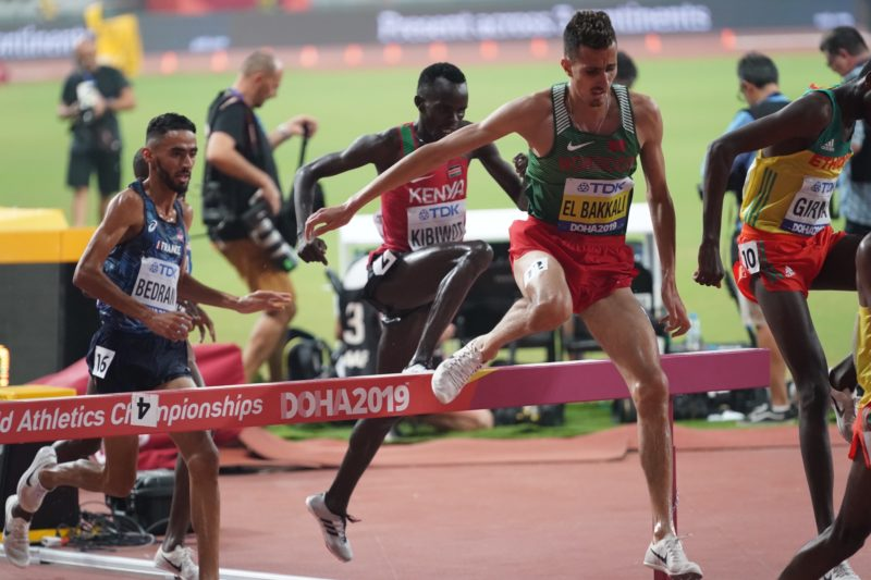 Men's steeplechase final doha 2019